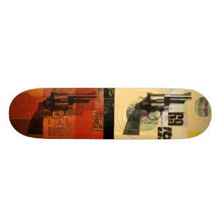 On Target Skateboard