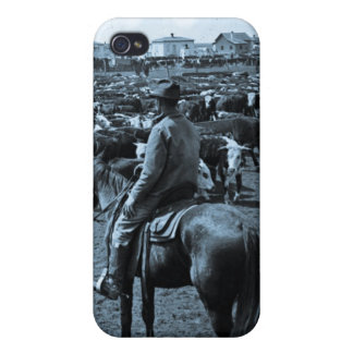 On Texas Plains Beneath the Skies of Blue iPhone 4/4S Cases