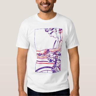 On the Aero-Bars Line Tee Shirt