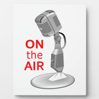 ON THE AIR PLAQUES