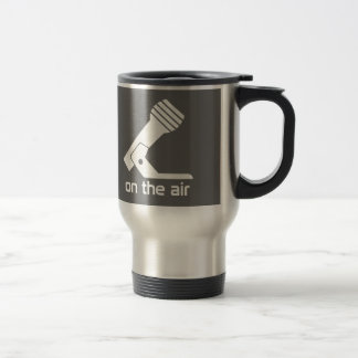On The Air Travel Mug (Gray)