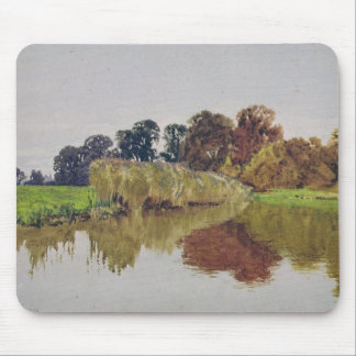 On the Arun, Stoke, Sussex Mouse Pad