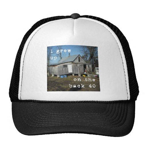 On the Back 40 Gear Trucker Hat