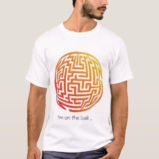 on the ball T-Shirt