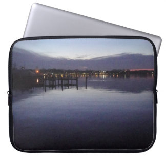 On the Bay Laptop Sleeve