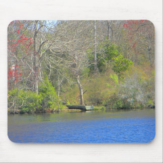 On The Bayou Mouse Pad