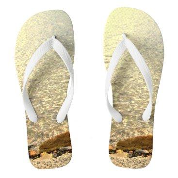 On The Beach Flip Flops