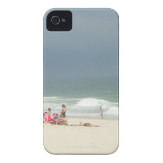 On The Beach iPhone 4 Case-Mate Cases
