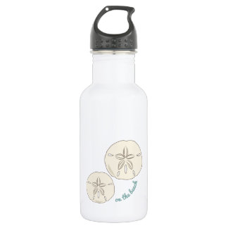 On The Beach 18oz Water Bottle
