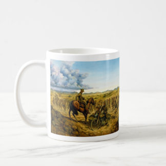 On the Border by Donna Neary Coffee Mug