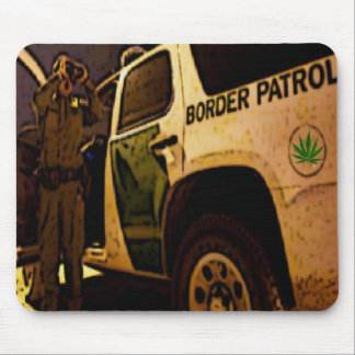 On The Border Mouse Pad