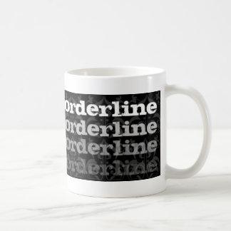 On The Borderline mug