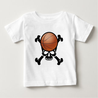 On the Brain (basketball) Baby T-Shirt