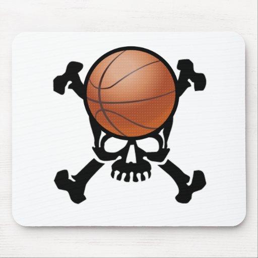 On the Brain (basketball) Mousepads