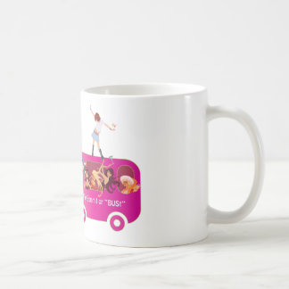 On The Bus Logo Coffee Mug