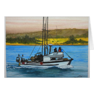 On the Carquinez, by Jim Ott Card
