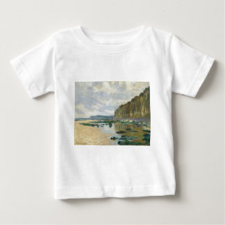 On the Cliff at Pourville (1882) Baby T-Shirt