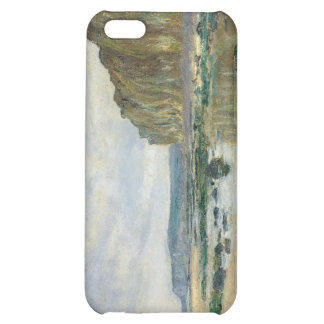 On the Cliff at Pourville (1882) iPhone 5C Cases