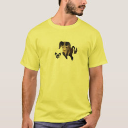 On the Cusp: Aries-Taurus T-Shirt
