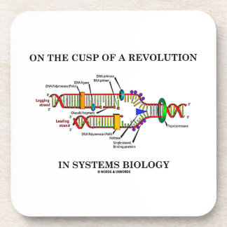 On The Cusp Of A Revolution In Systems Biology DNA Drink Coasters