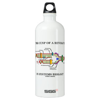 On The Cusp Of A Revolution In Systems Biology DNA Water Bottle