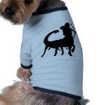 On the Cusp: Sagittarius-Scorpio Pet Tee Shirt
