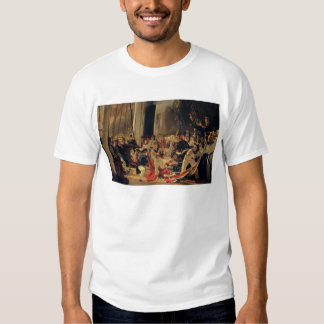 On the deck during a sea battle, 1855 T-Shirt