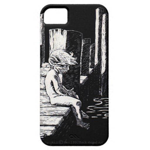 On The Dock iPhone 5 Case