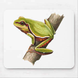 ON THE EDGE MOUSE PAD