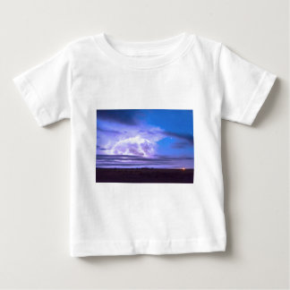 On_The_Edge_Of_A_Storm Baby T-Shirt