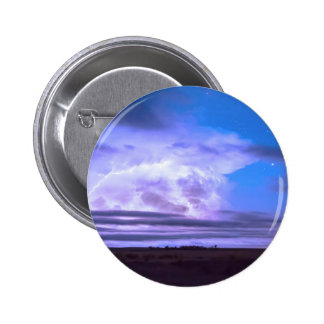 On_The_Edge_Of_A_Storm Pinback Button