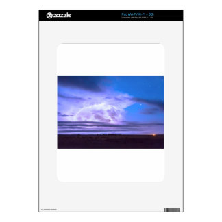 On_The_Edge_Of_A_Storm Skins For iPad
