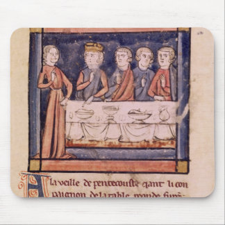 On the Eve of Pentecost...' Mousepads