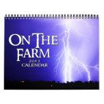 On the Farm 2013 Calendar
