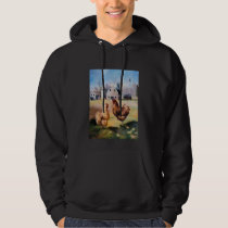 On the Farm Adult Hoodie