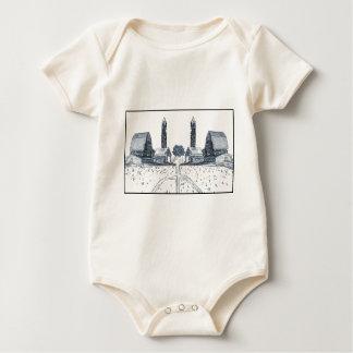 On The Farm Baby Bodysuit