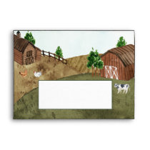 On The Farm Full Envelope