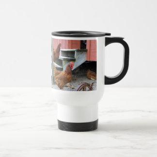 On the Farm Coffee Mugs