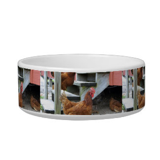 On The Farm Pet Food Bowl