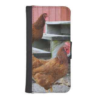 On The Farm Wallet Phone Case For iPhone SE/5/5s