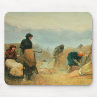 On the Fens, 1878 Mouse Pad