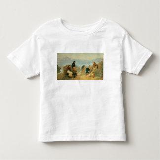 On the Fens, 1878 Tshirts