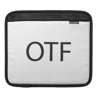 On The Floor -or- On The Fone.ai iPad Sleeves