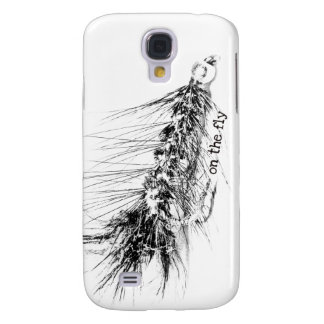On The Fly - Fisherman's Fly Pern Bait Galaxy S4 Cases
