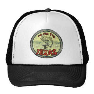ON THE FLY TEXAS HATS