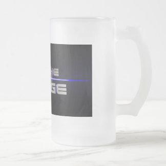 On the Fringe Logo Mug