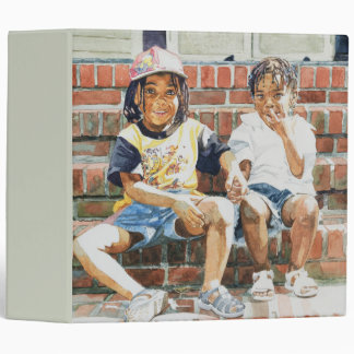 On the Front Step 2002 Binder