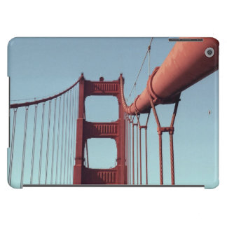 On The Golden Gate Bridge Case For iPad Air