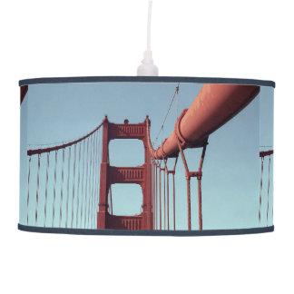 On The Golden Gate Bridge Hanging Lamp