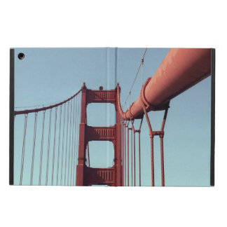On The Golden Gate Bridge iPad Air Covers